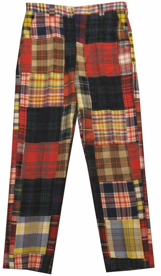 BrooksBroPlaidPants