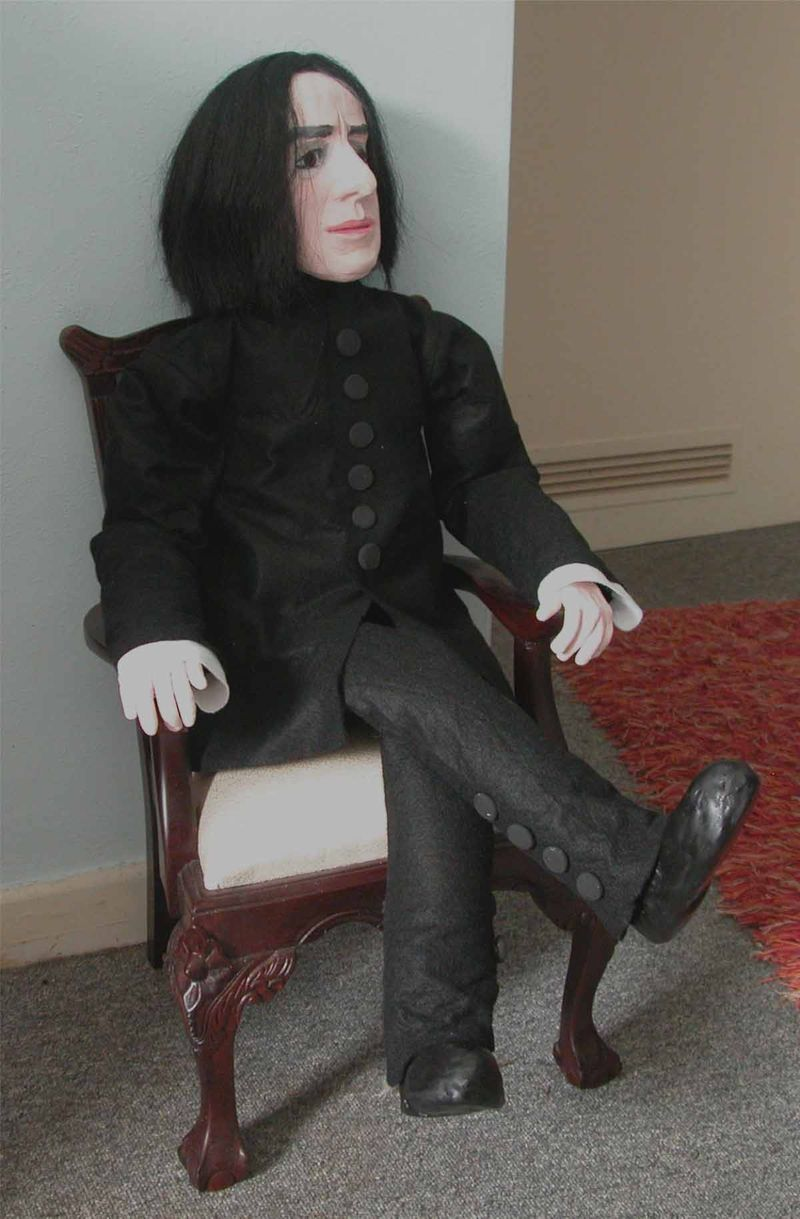 Snape doll