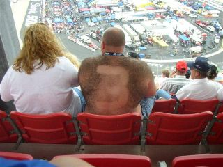Hairy_Dale_Earnhardt_NASCAR_fan