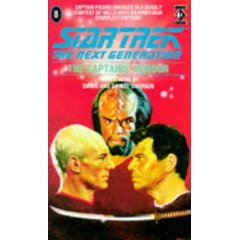 Star Trek Captains Honor
