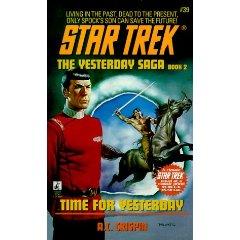 Star Trek Time for Yesterday