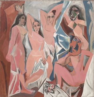 Picasso les demoiselles-resized-600