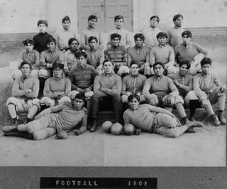 1908_Sherman_football_team