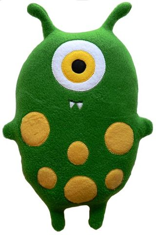 Greenspot_monster