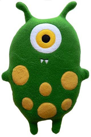 Greenspot_monster
