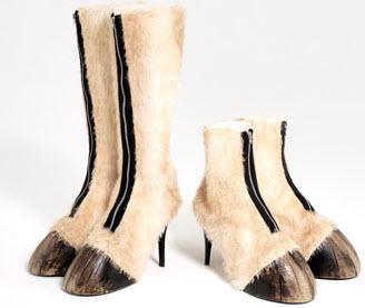 Hoof-boots