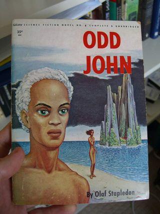 Odd john two