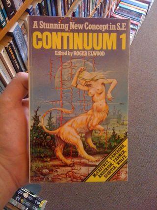 Roger Elwood Book