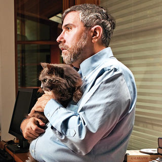 Paul Krugman Loves Cat