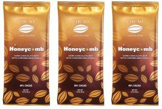 Chuao honeycomb chocolate