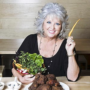 But you crossed a line when you called Paula Deen the