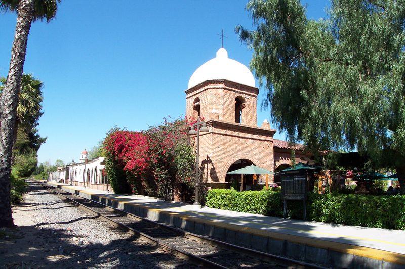 San Juan Capistrano Depot
