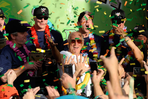 Jimmy Buffett opens Margaritaville Casino at Flamingo 2011