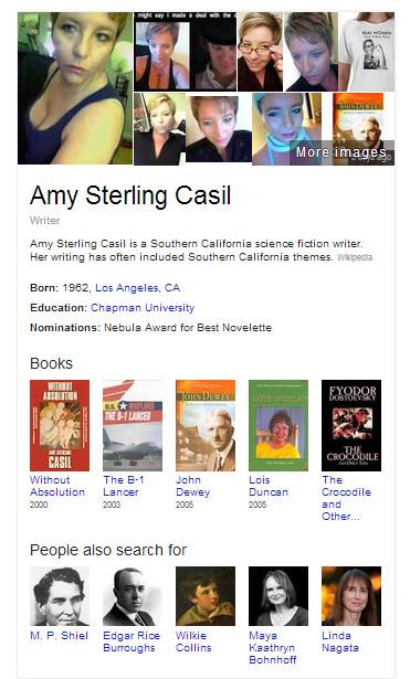 Amy Google Aug 2013