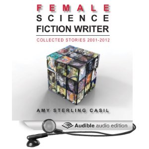 Female science fiction writer audible