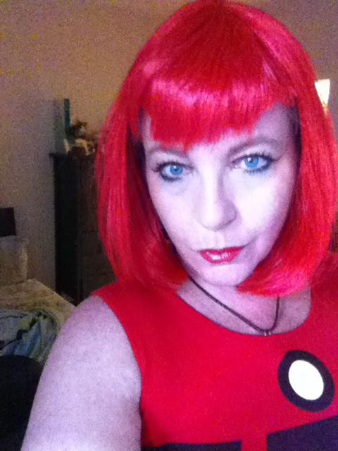 Amy halloween 2013