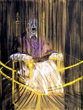 Innocent by francis bacon