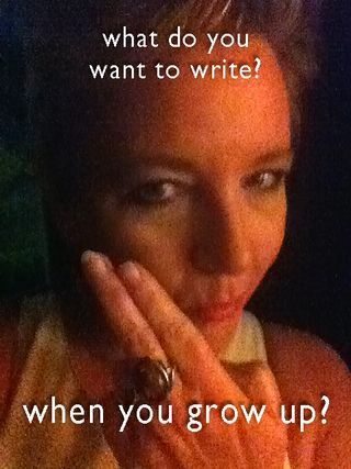 What do you want to write